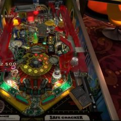 Williams Pinball FX3 Session