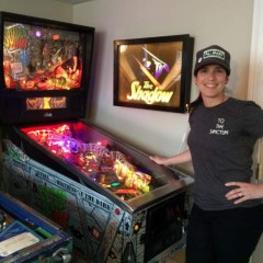 Pinball has become a passion for North Stonington woman – The Westerly Sun