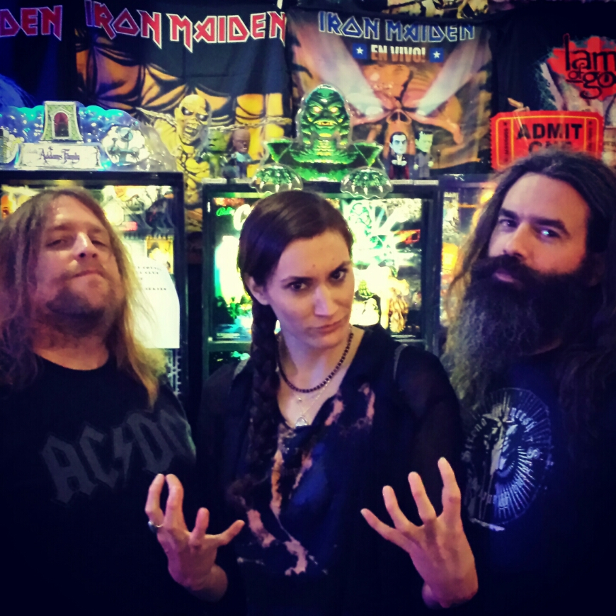 """Castle"" of Prosthetic Records at Rock Fantasy"
