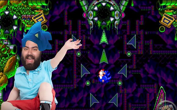 The Completionist reviews Sonic Spinball