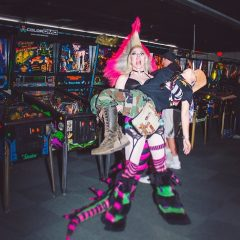 Pic of the Day: The Creature from the Technicolor Arcade
