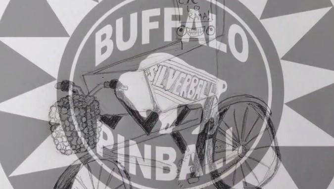 Silverball Cyclorama – An Afternoon of Bike Riding and Pinball – May 20