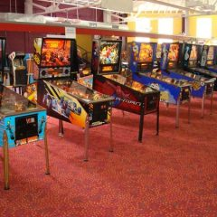 Professional and Amateur Pinball Association World Headquarters – Carnegie, Pennsylvania | Atlas Obscura