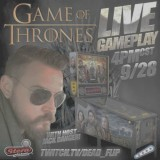 Game of Thrones Pinball! Live! Monday!