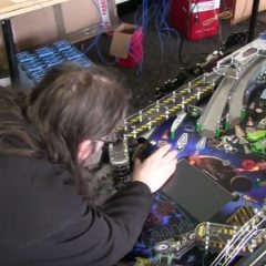 Alien Pinball Interview: Dave Sanders
