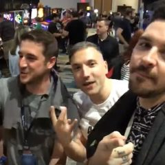 Dead Flip streaming at Texas Pinball Festival