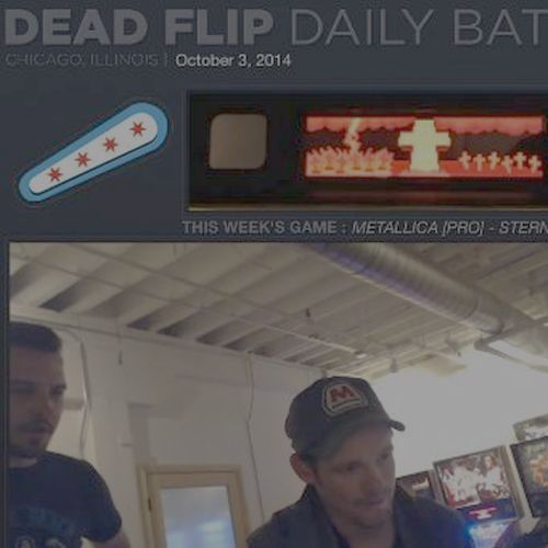 Dead Flip Daily Battle