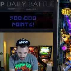 Dead Flip plays the Pinball FX Championship Edition Cabinet