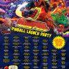 Deadpool Launch Party Tour