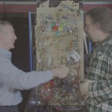 What's inside a pinball machine?