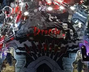 Dracula Pinball: Gothic Edition
