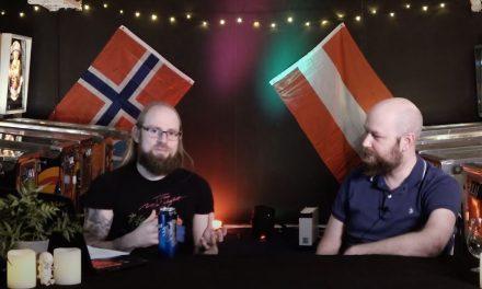 Drain Talk: Episode Two (Norwegian Pinball Adventures in Austria)