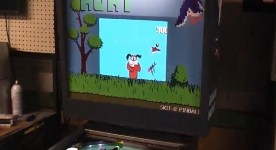 DuckHuntPinball