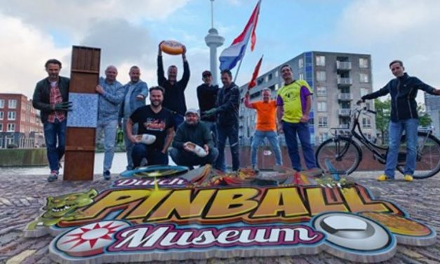 Dutch Treat: Pinball Stories from the Lowlands