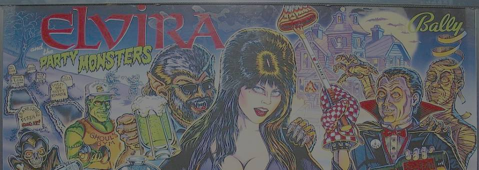 Soundtrack Spotlight: Elvira and the Party Monsters