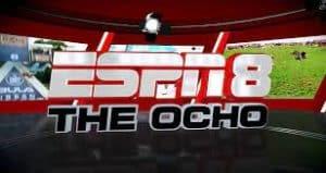 Pinball on ESPN [THE OCHO]