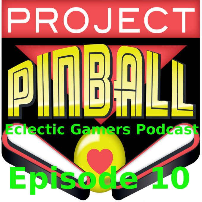 Eclectic Gamers Podcast – Episode 10 Charities & Circuits