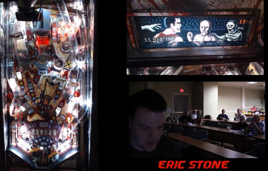 Eric Stone seminar at Pintastic New England
