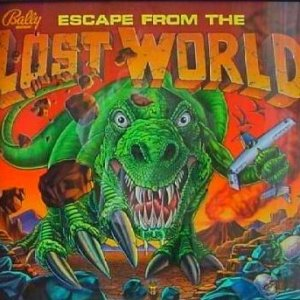 Escape from the Lost World gameplay