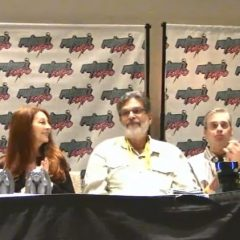 Elvira House of Horrors Panel at Pinball Expo