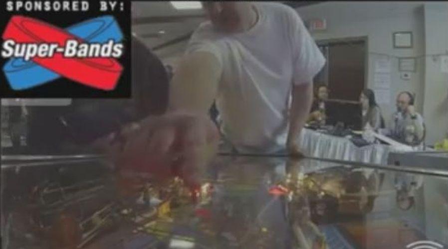 Fairfax Pinball Open Feature Matches