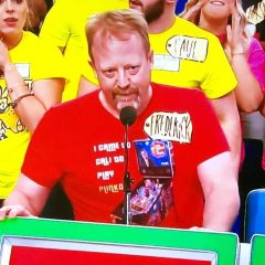 #PinballFamily on The Price is Right! – Pinball Profile: FunkyFresh on TPIR!