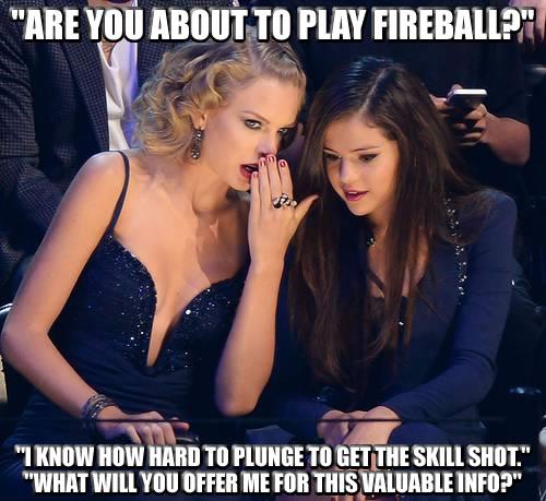FireBallSkillShot