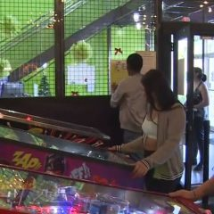 Fitness Center Youfit opens arcade inside gym