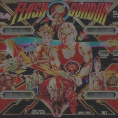 Flash Gordon Pinball, a very short story.