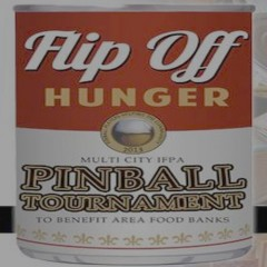 Flip Off Hunger: Pinball Style