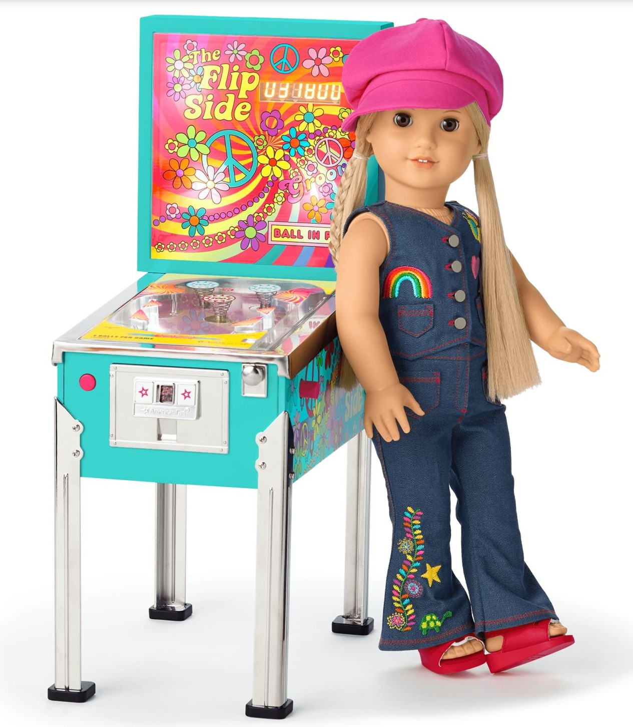 The Pinball Mafia vs. The Flip Side