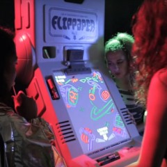 Flippaper Pinball Game Changes in Real Time Based on Players' Sketches   Nerdist