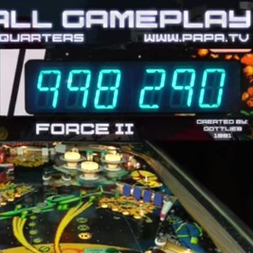 New Pinball Dictionary: Nine-Out