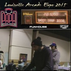 Louisville Arcade Expo 2015 [The Funnest of Houses]