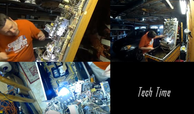 Repair Day: Tech Time with GA Pinball