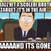 Pinball meme of the day: #ScoleriAir