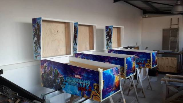 Guardians of the Galaxy Mystery – Escapism Pinball