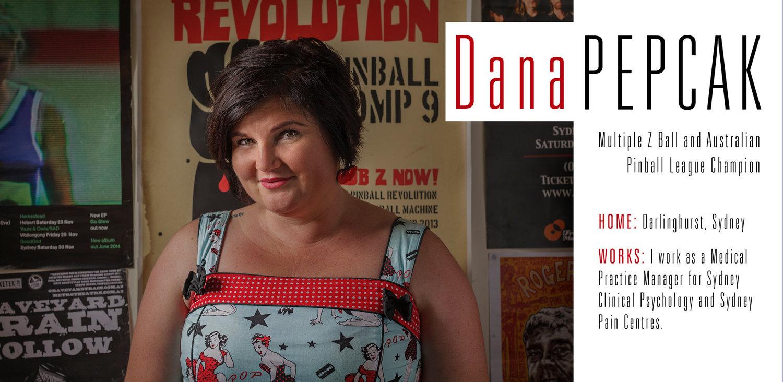 Dana Pepcak — Game the System
