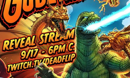 Godzilla gameplay reveal: Dead Flip Friday 9/17 at 6 PM Central