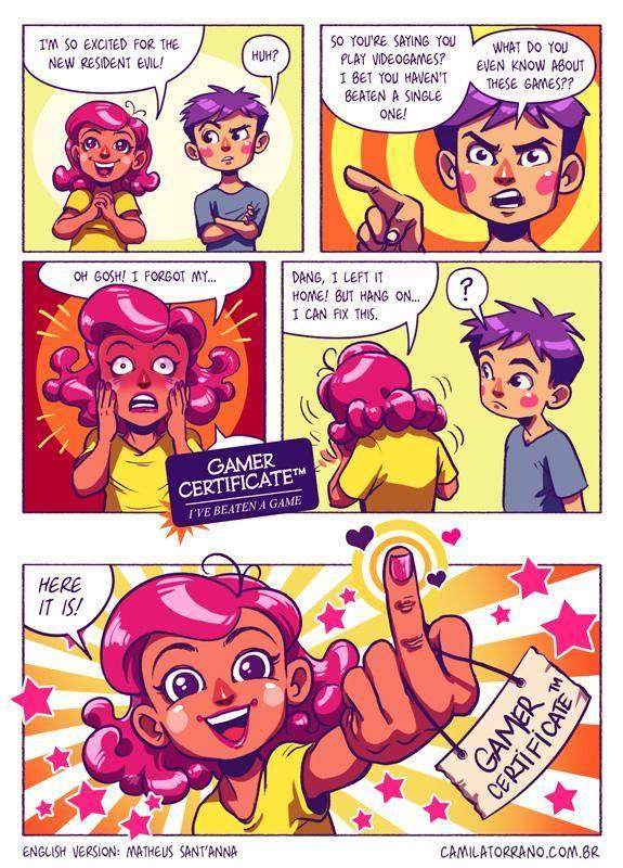 GamerCertificate