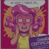 Pic of the Day: Gamer Certificate