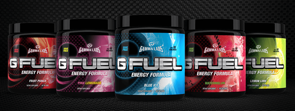 GFUEL partners with Never Beef and NYC Pinball Championships