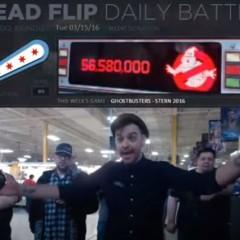 """Dead Flip vs. """"Harold"""" at STERN"""