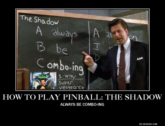 Alec Baldwin teaches pinball