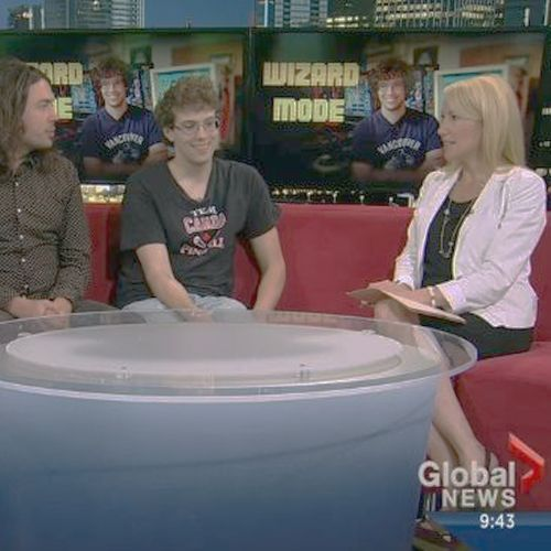 Robert Gagno on Global News