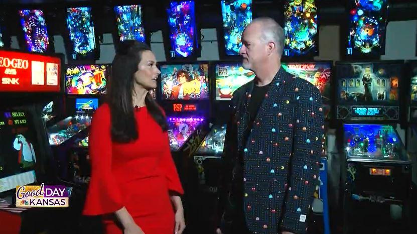 Good Day Kansas: The Arcade