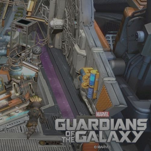 Zen Pinball: Guardians of the Galaxy