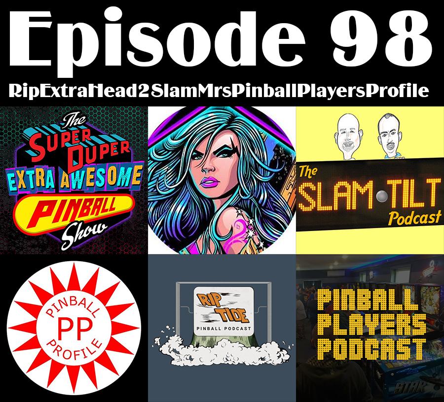 Head 98 Head Pinball: Amalgamated Podcasting