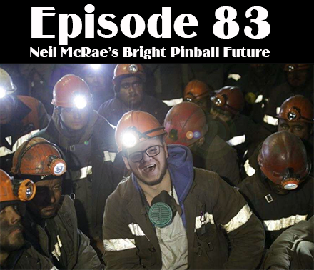 Head 83 Head Pinball – Neil McRae