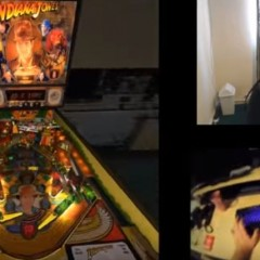 Future Virtually Real Pinball